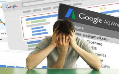El error No. 1 en tus campañas de anuncios en Google